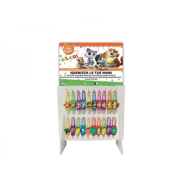 EXPO D.BANCO 70MINIGEL 20KIDS+50 44G PMC COMPOSTO DA: