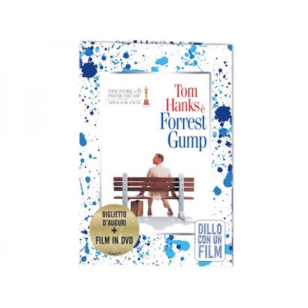 FORREST GUMP -BIG.AUGURI DVD ST