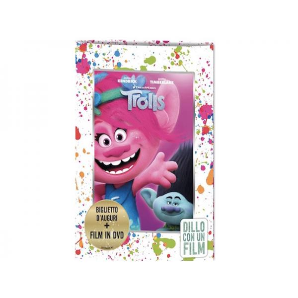 TROLLS -BIG.AUGURI DVD ST