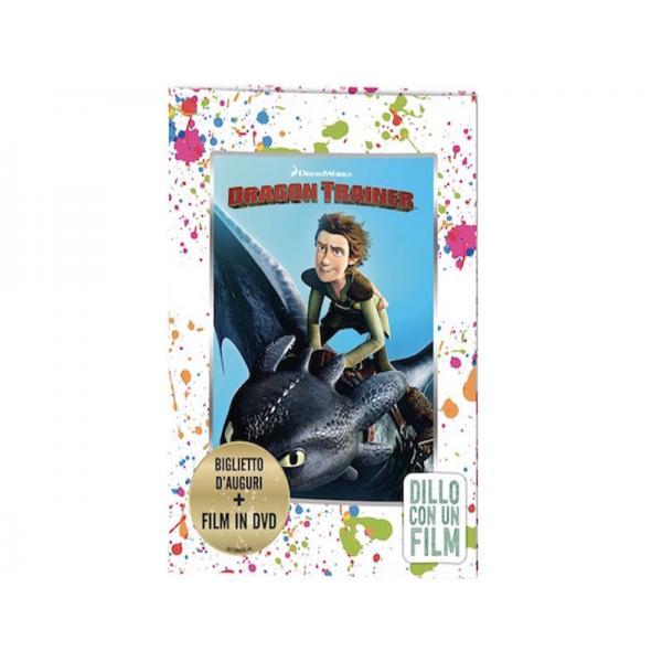 DRAGON TRAINER -BIG.AUGURI DVD ST