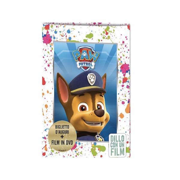 PAW PATROL -BIG.AUGURI DVD ST