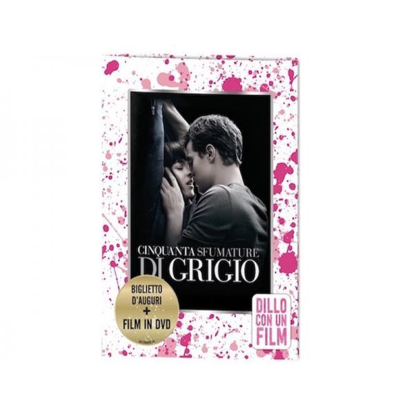 CINQUANTA SFUM.DI GRIGIO-BIG.AUGURI-DVD