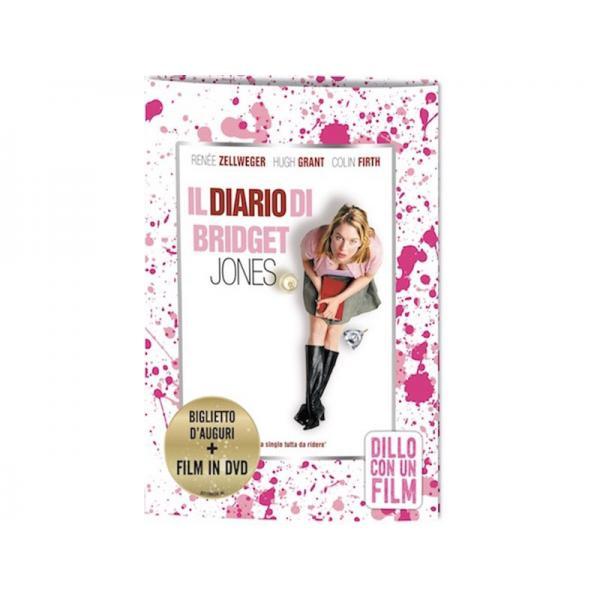 DIARIO  B.JONES IL -BIG.AUGURI- DVD ST