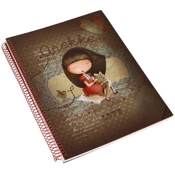 ANEKKE N.BOOK ANELLI RED. 22,7X29,5 ASS.