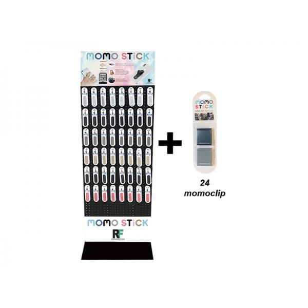 EXPO DA TERRA 144 MOMOSTICK+24 MOMOCLIP + OMAGGIO - COMPOSTO DA: