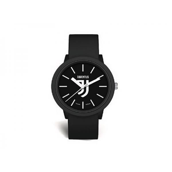 OROLOGIO JUVE D.POLSO CINT.NERO