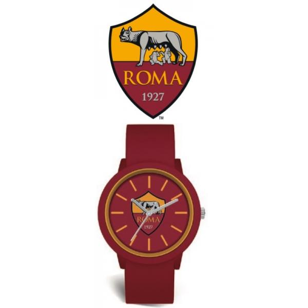 OROLOGIO ROMA D.POLSO CINT.ROSSO