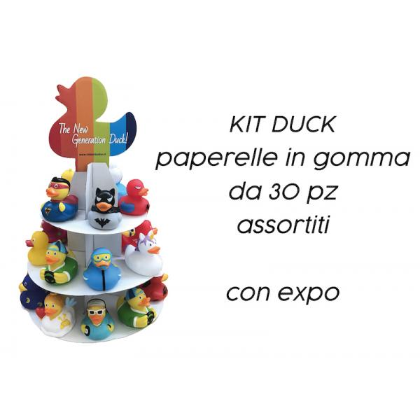 EXPO 30 PZ DUCK ASSORTITE COMPOSTO DA: